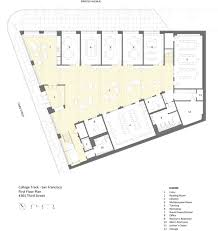 Floor Plan Of The Office Gallery Of College Track Turnbull Griffin Haesloop Architects 17