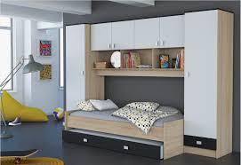 meuble chambre ado lit pont enfant secret de chambre