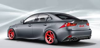 lexus is website illest clothing brand creates lexus is f sport body kit lexus