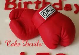 sports cake toppers boxing gloves cake topper fondant boxing gloves cake