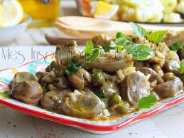 cuisine algeroise tbikha algéroise jardinière de légumes le cuisine de samar