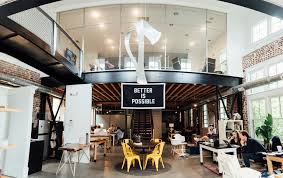 why your office needs a mezzanine level