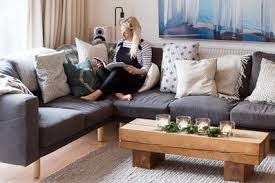 Cheap Furniture For Living Room How To Make Your Sofa Look New Again Apartment Therapy