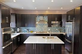 backsplash tiles for dark cabinets attractive backsplash tile with dark cabinets inspirations art ideas