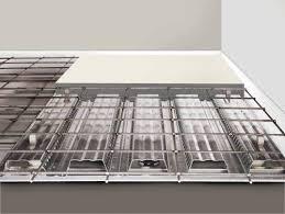 steel floor decks rollforming production line with hydraulic cr12