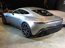Aston Martin Db10 James Bond S Car From Spectre The Motoring World Aston Martin To Show The New Db10 James Bond