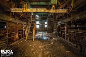 House Lots Spondon H And Derwent Power Stations Derby Uk Urbex Behind