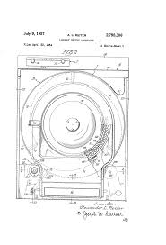 patent us2798306 laundry drying apparatus google patents