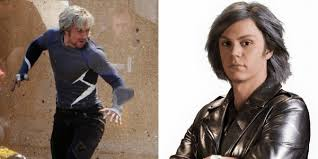 quicksilver movie avengers why is quicksilver in two movies x men days of future past and
