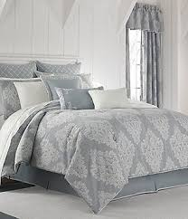 Houndstooth Comforter French Country Bedding For Relaxed Traditional Elegance
