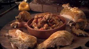 roast chicken with chorizo foodies gauteng zab can