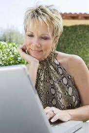short hair styles for women and over 50 on pinterest