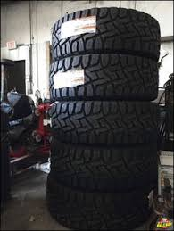 Gladiator Mt Tire Review Customer Recommendation Since Its Introduction The Xterrain Radial Tire Has Been Regarded