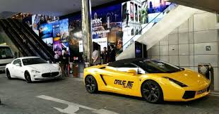 lamborghini back png uber adds lamborghinis maseratis to singapore fleet