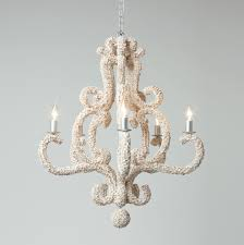classy shell chandelier about inspirational home decorating with