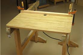 Building A Router Table by How To Make A Router Table