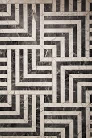 Art Deco Bathroom by Hypnotic Pattern Black And White Tiles This Must Be The