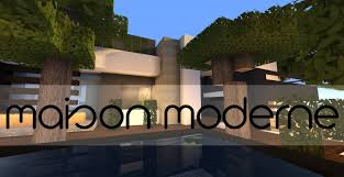 Maison Modern Minecraft by Minecraft Visite D U0027une Maison Moderne Hd Youtube