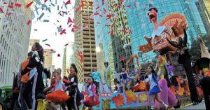 annual h e b thanksgiving day parade to commence downtown november