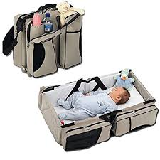 3 in 1 diaper bags portable crib changing station u0026 travel