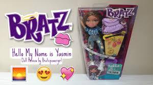 bratz 2015 yasmin doll review bratzpowergirl