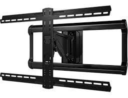 Tv Wall Mount Hardware Sanus Simplicity Slf7 Full Motion Wall Mounts Mounts