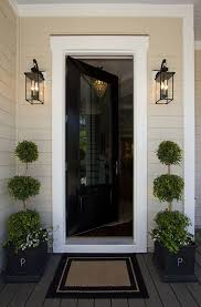 Interior Front Door Color Ideas Best 25 Black Front Doors Ideas On Pinterest Black Door Black
