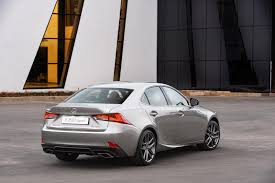 Facelifted Lexus Is 2017 Specs And Pricing Cars Co Za