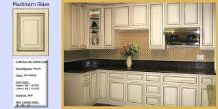 Glazed Kitchen Cabinet Doors White Glazed Kitchen Cabinets Pictures Antique Chocolate Glaze