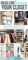 how to organize your closet i heart planners