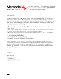 Internship Cover Letter Tips by Medical Assistant Externship Thank You Letter Reference Letter For