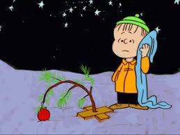 linus christmas tree christmas snow christmas tree tree peanuts brown linus