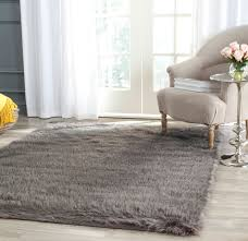 Sheepskin Area Rugs Small Fur Carpet Sheepskin Area Rug Soft White Large Faux Interior