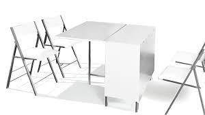 table avec 4 chaises table modulable et relevable avec chaises hub mobilier moss