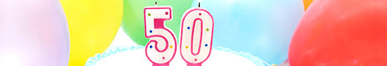 50th birthday messages inspiration