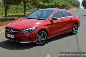 cars mercedes 2017 2017 mercedes cla facelift review