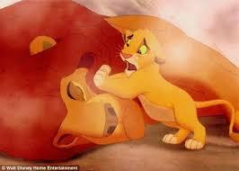father films daughter u0027s reaction mufasa u0027s death scene