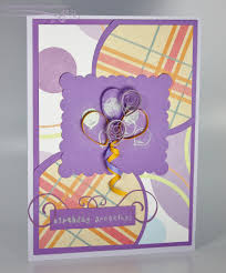 love in envelope birthday greetings purple and yellow quilled