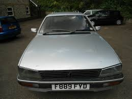 peugeot 505 peugeot 505 gti family estate manual in brighton east sussex