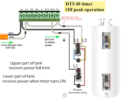 how to wire water heater thermostat fair electric wiring diagram