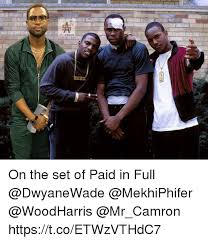 Paid In Full Meme - a on the set of paid in full httpstcoetwzvthdc7 meme on me me