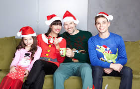 ugly christmas sweater photos what to wear for your family