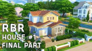 1 Room House by The Sims 4 Room By Room House 1 Final Part Youtube