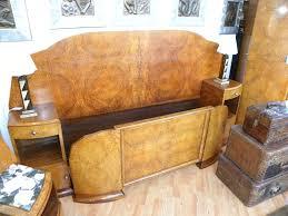 art deco bedroom suite circa 1930 for sale at 1stdibs fabulous art deco modernist amboyna burl queen bedroom suite sold