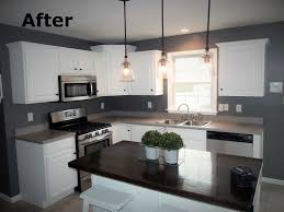 kitchen cabinet painting and refinishing nova painting