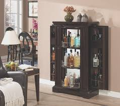 Gray Bar Cabinet Living Room Bar Cabinet I Worked At Crate Barrel Furniture When