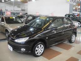 peugeot 206 1 4 presence 8v flex 4p manual 2007 2008 nx motors
