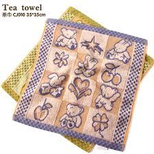 torchons et serviettes cuisine broderie café cerise motif serviettes de table tapis tissu accueil