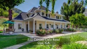 Ranch House Ojai by 555 Camino Cielo Road Ojai Ca Exclusively Represented By Rosalie
