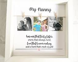 mothers day gift for nanny nan gifts etsy